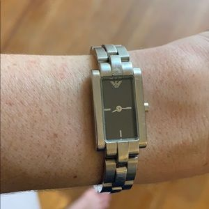 Vintage Armani women's watch